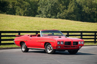 1970 GTO Judge RAIV Convertible