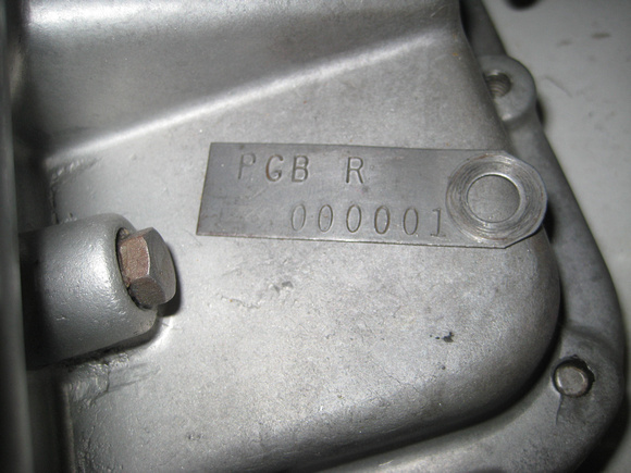 Gearbox Tag