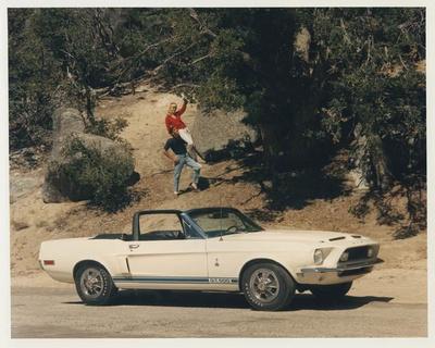 The Styles Collection: 1967-07-10 California Mountains 5011-xxx &emdash;